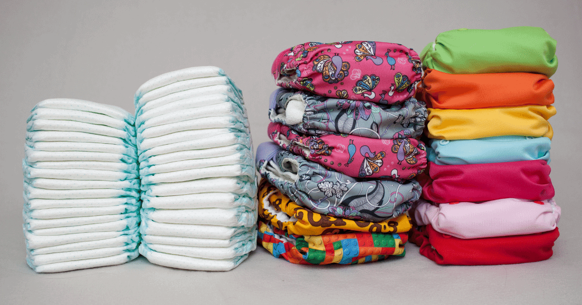 why cloth diaper