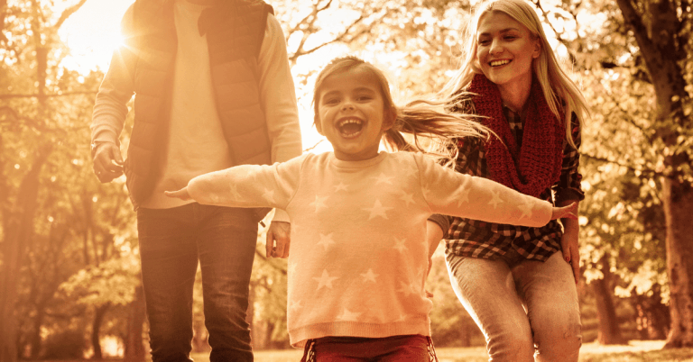 How a Childs Upbringing Affects Their Health